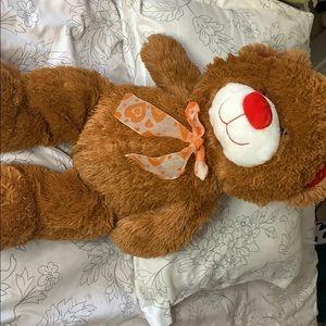 Huge teddy bear🧸 😍‼️